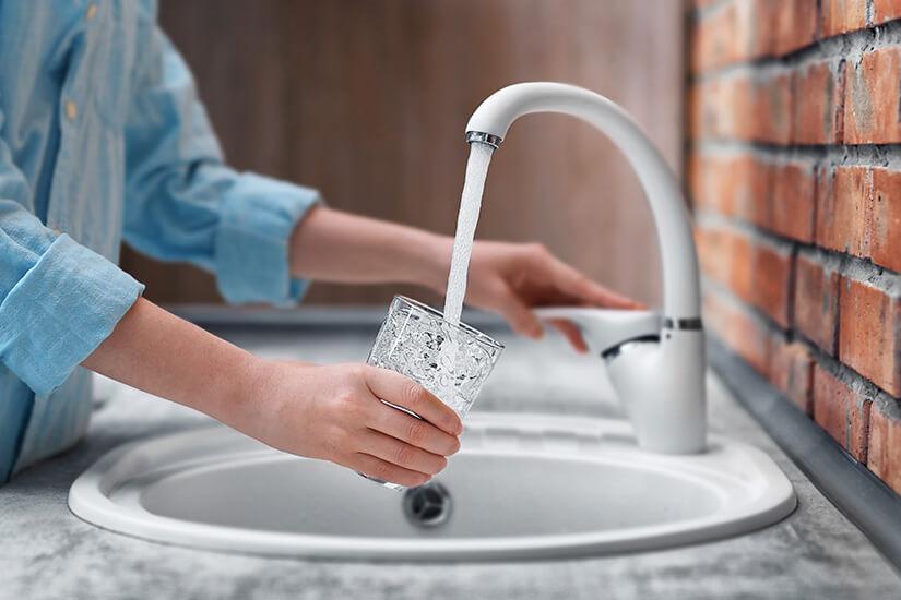 Nicht überall hat das Leitungswasser Trinkqualität