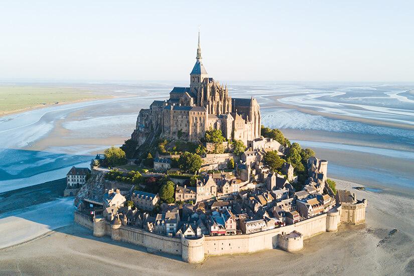 Kloster Le Mont Saint-Michel
