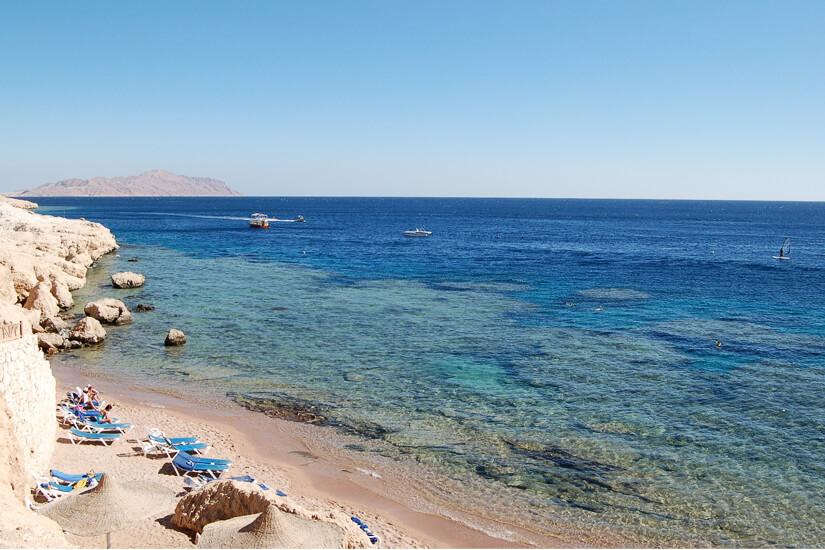 Top-Schnorchelgebiet Sharm el Sheikh in Ägypten