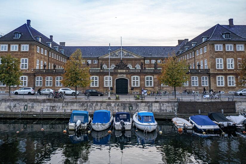 Nationalmuseet in Kopenhagen