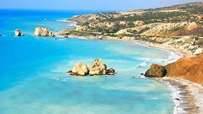 Zypern Küste