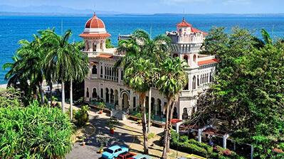 Kuba Kolonialbau