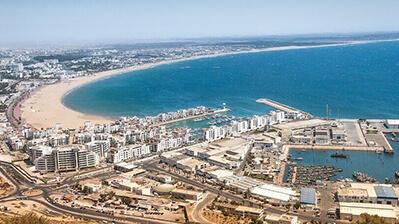 Agadir Bucht