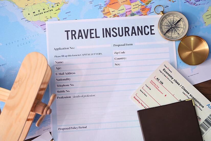 Reiseversicherung einplanen