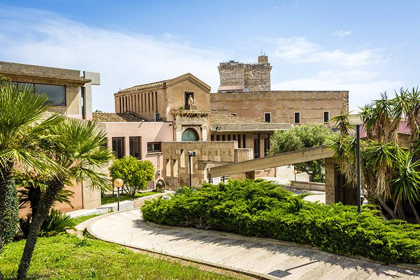 Archäologisches Museum in Cagliari