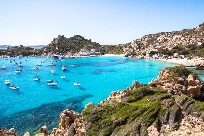 Sardinien Risikogebiet