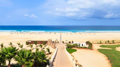 Strand auf Boa Vista