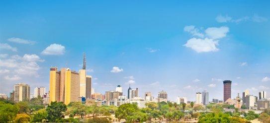Nairobi: Hauptstadt von Kenia
