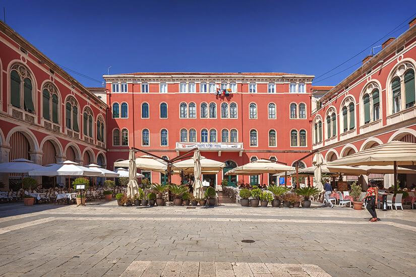 Restaurants am Platz der Republik