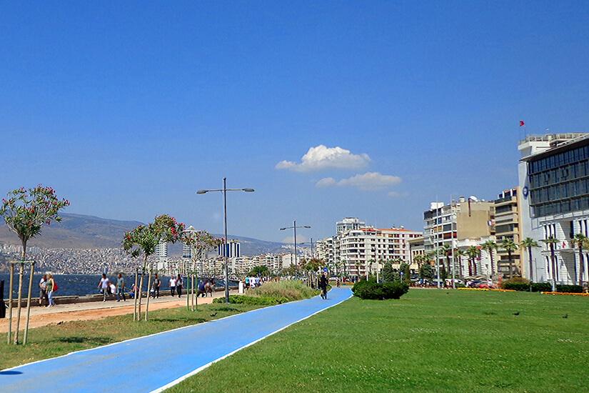 Die Promenade Kordon