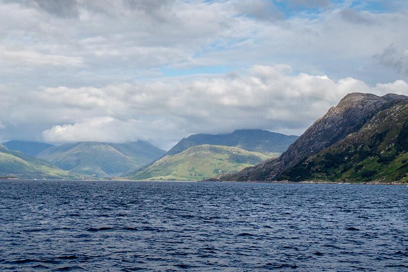 Das berühmte Loch Ness