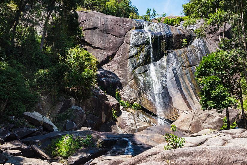 Seven Wells Wasserfall