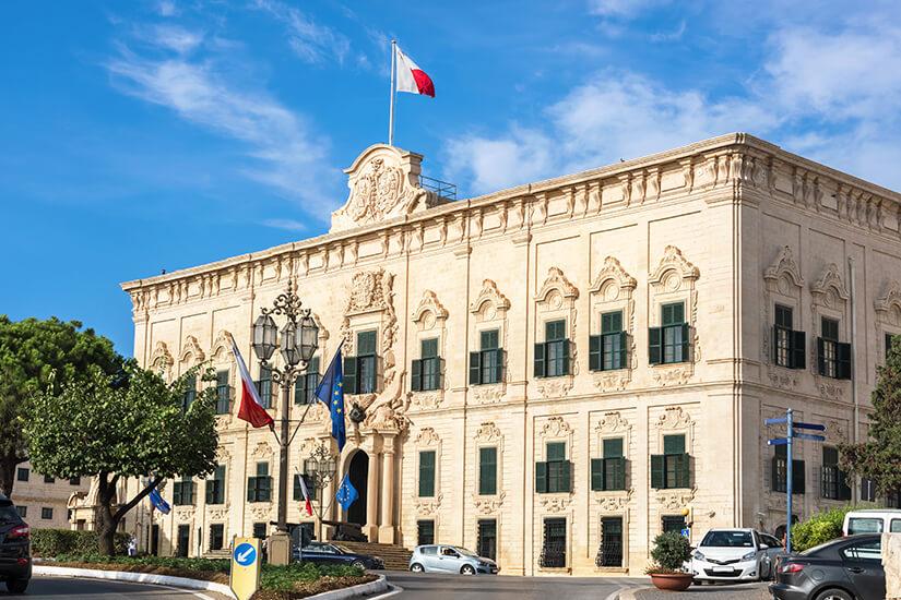 Castille et Léon: Sitz des Premierministers