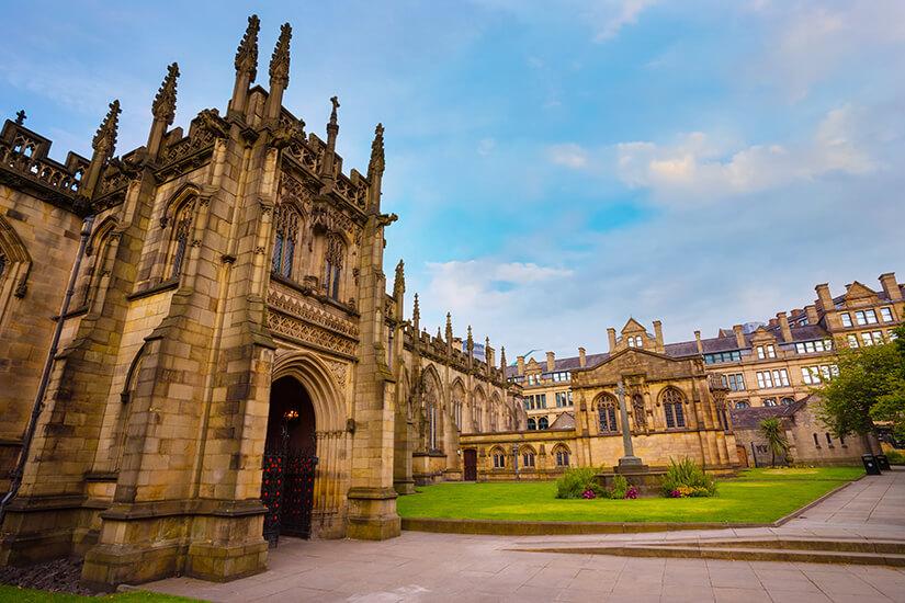 Kathedrale von Manchester