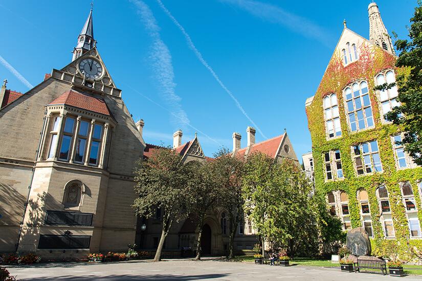 Universität von Manchester
