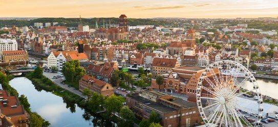 Danzig – die Hafenstadt entdecken