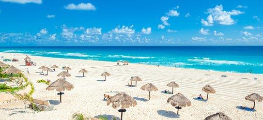 Paradiesisches Cancún in Mexiko