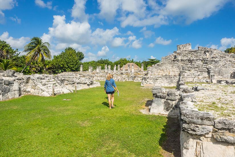 Ruinen von El Rey