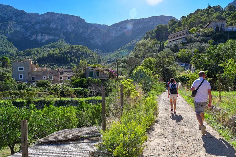 Wandern in der Serra de Tramuntana