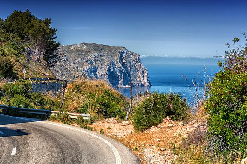 Mit dem Mietwagen durch Mallorca