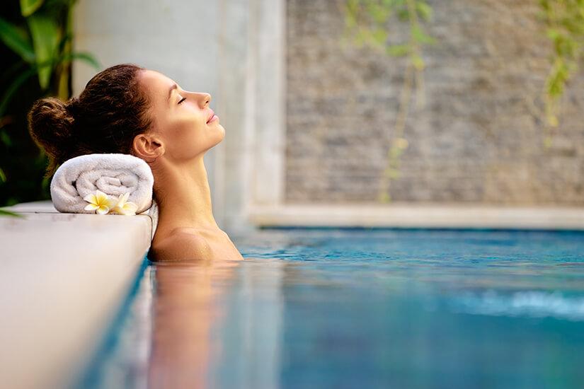 Wellness im Resort Hotel