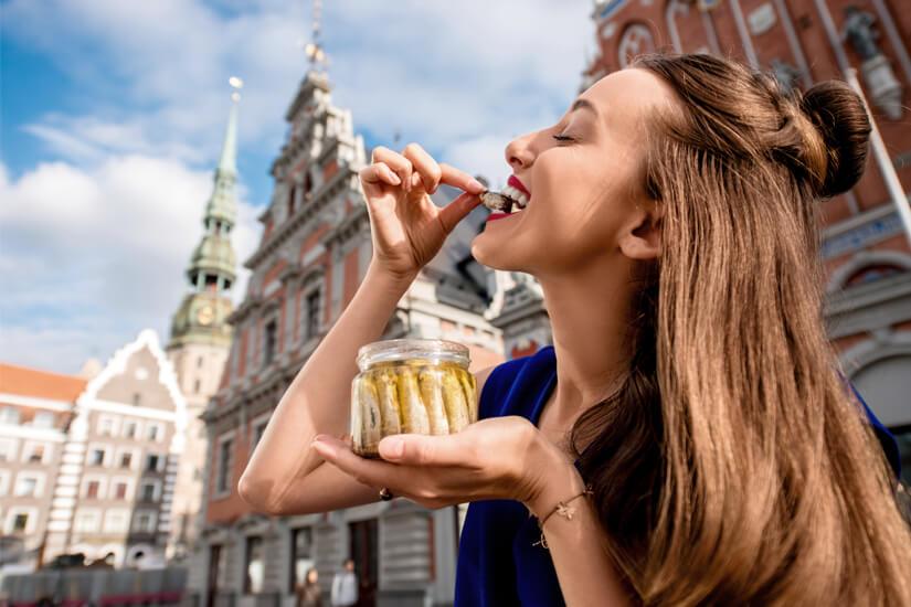 Riga-Sprotten sind eine osteuropäische Delikatesse