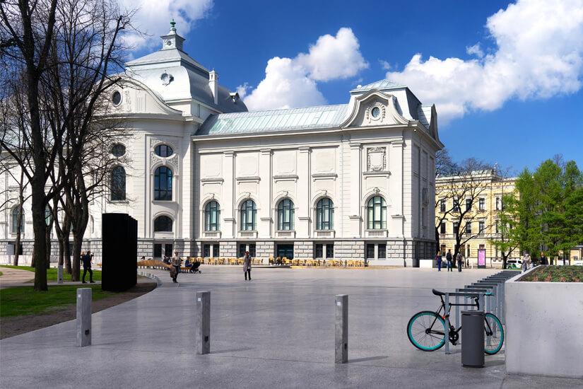 Nationales Kunstmuseum in Riga