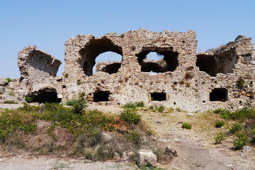 Früheres byzantinisches Krankenhaus