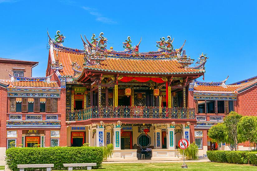 Cheah Kongsi Tempel in George Town