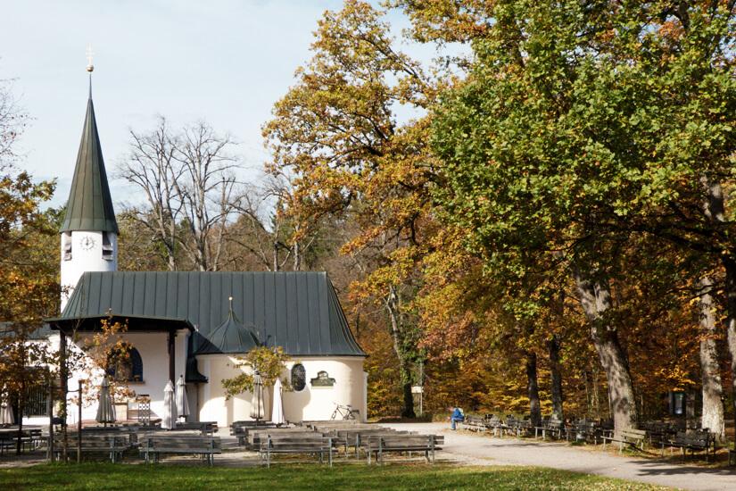 Wallfahrtskirche Maria Eich in Planegg bei München