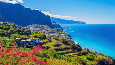 Küste von Madeira