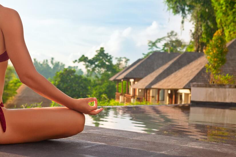 Entspannung pur im Retreat