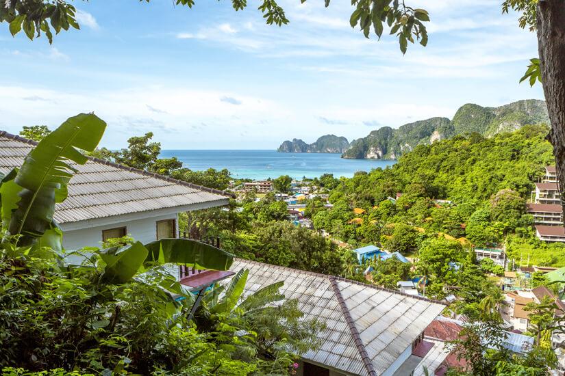 Thailand gehört zu den beliebten Reisezielen für Retreats