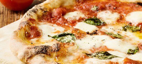Italienisches Essen im Urlaub
