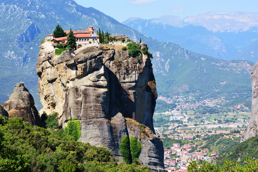 Kloster Agia Triada in Griechenland