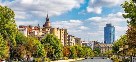 Bukarest in Rumänien entdecken