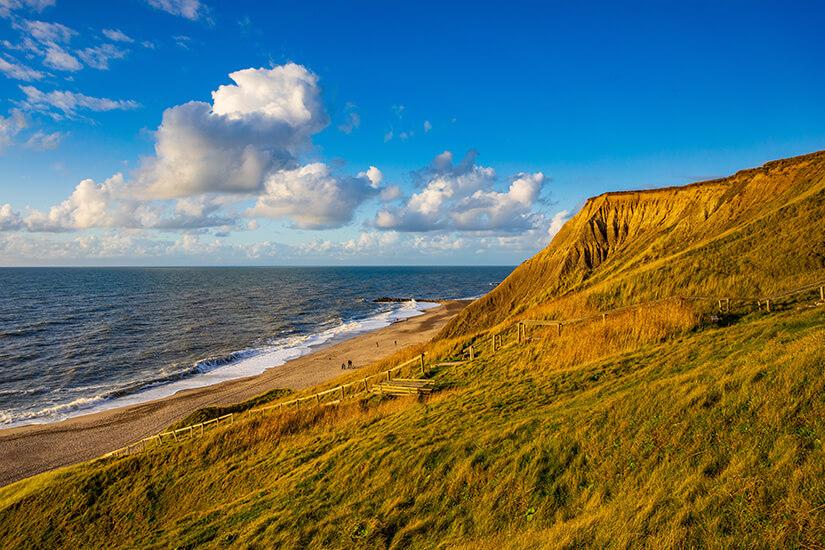 Küste von Dänemark