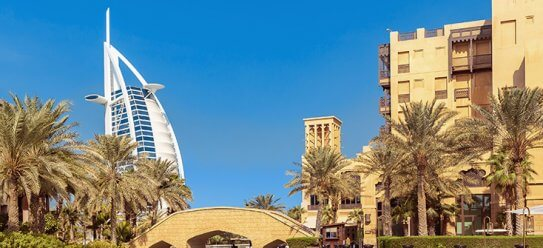 Corona: Dubai, Abu Dhabi & Co.
