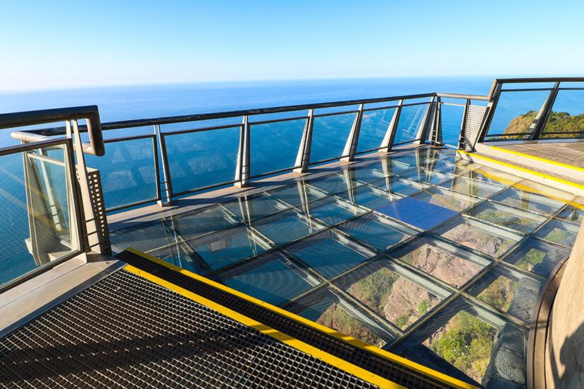 Skywalk an Cabo Girao, Madeira