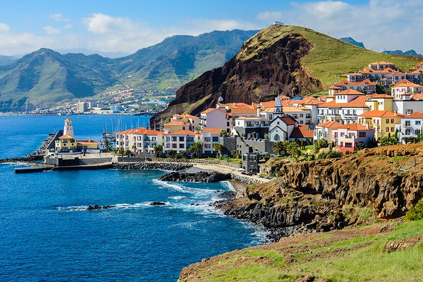 Marina da Quinta Grande, Madeira