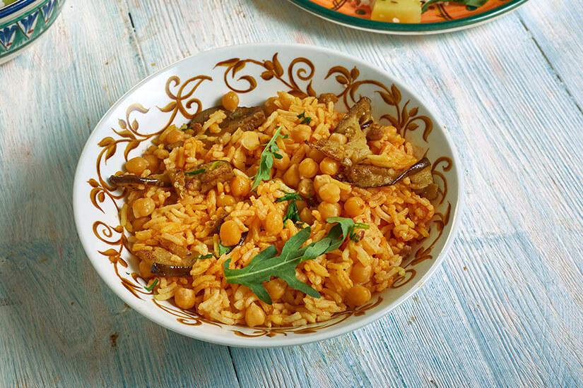 Reisgericht Pilavlar