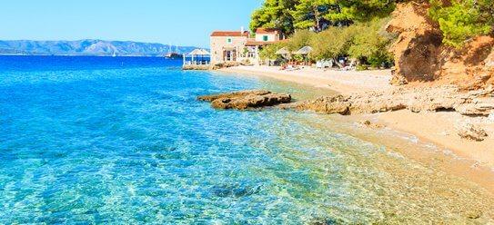 Kroatien: Orte, Strände & Inseln