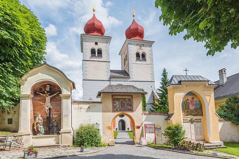 Klosterkirche von Stift Millstatt