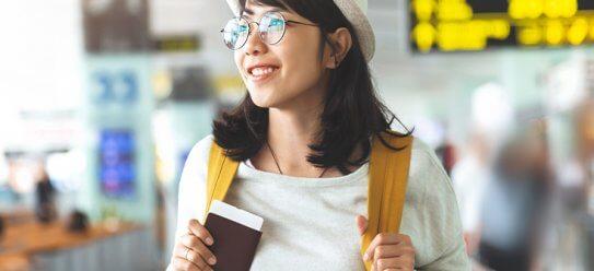 Visum beantragen ohne Stress