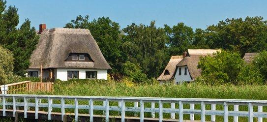 Fischland-Darß-Zingst: Orte & Strände
