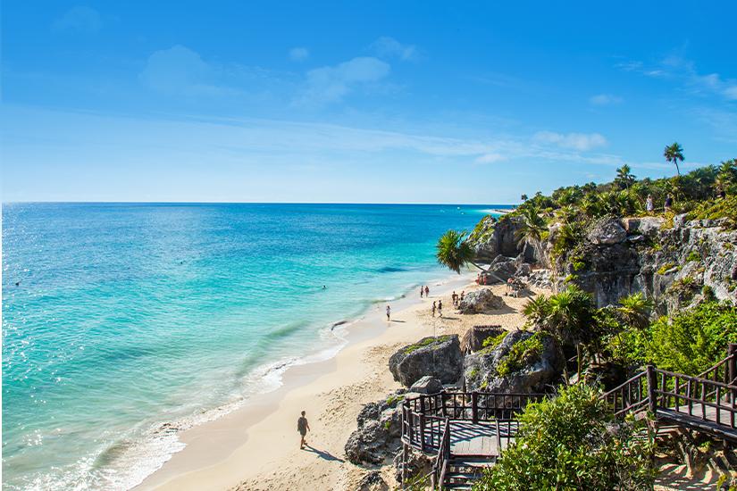 Mexiko Urlaub Corona