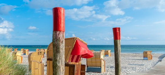 Insel Fehmarn: Natur, Orte & Strände