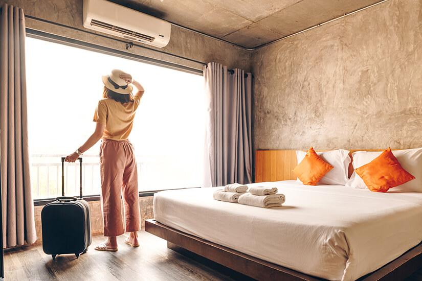 Beim Hotel sparen