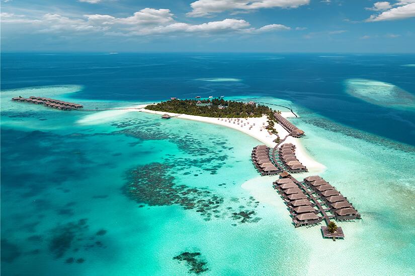 Sued Ari Atoll, Malediven