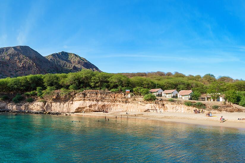 Strand auf_Kap-Verde